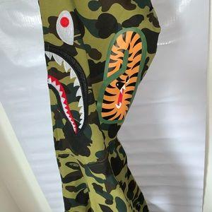 WGM Bape Shark Hoodie